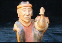 Arte en el Lago Titikaka: la cerámica de la Isla de Paritti