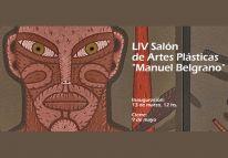 LIV Salón de Artes Plásticas