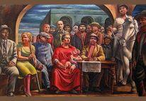 La historia del arte argentino a traves del patrimonio del Museo Eduardo Sivori