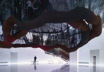 Ernesto Neto en Faena Arts Center