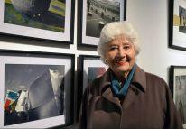 Sara Facio en el Centro Cultural Recoleta