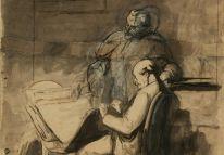 Papeles modernos en el Museo Nacional de Bellas Artes