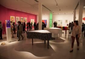 El Museo de Arte Moderno inauguró seis nuevas exposiciones