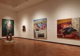 En el Museo Nacional de Bellas Artes inauguró el sábado 22 de agosto las dieciocho salas de la colección de arte argentino e internacional del siglo XX