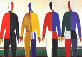 Kazimir Malevich en Fundación Proa