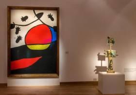 Miró: el arte de mirar en el Museo Nacional de Bellas Artes