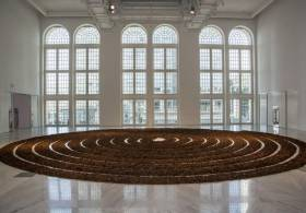 Richard Long en el Faena Arts Center
